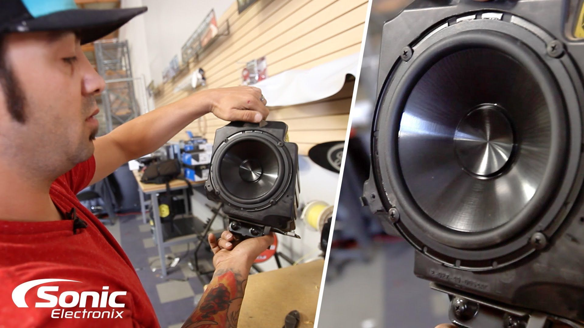 Jeep Wrangler Component Speaker Install In Depth Procedure