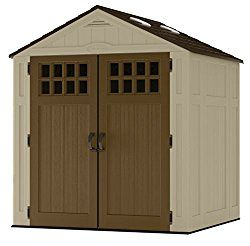 Suncast Bms6510d 6 Feet By 5 Feet Blow Molded Storage Shed Suncast Sheds Storage Shed Shed Storage