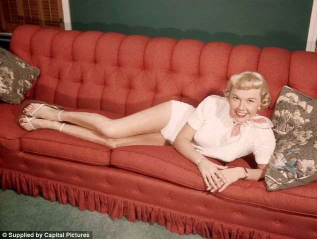 Terrible twilight of Doris Day: Concerns raised over the beauty ...