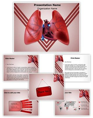 circulatory pulmonary embolism powerpoint presentation template is, Powerpoint templates
