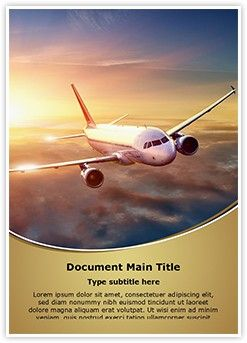 how to make an airplane in microsoft word