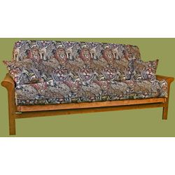 overstock   give your futon some style with this tapestry cover set three piece set includes a futon cover and two matching 18 inch throw pillows package     overstock   give your futon some style with this tapestry cover      rh   pinterest
