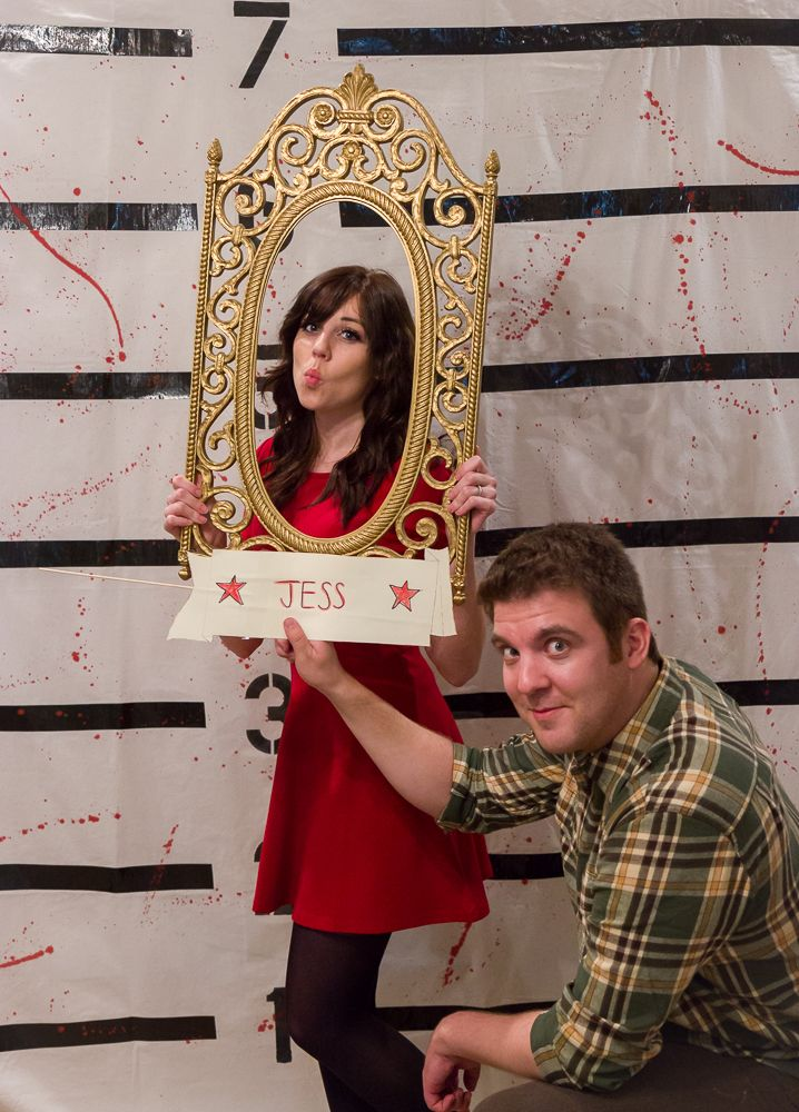 Jess and Nick from New Girl Costumes Halloween DIY | www ...