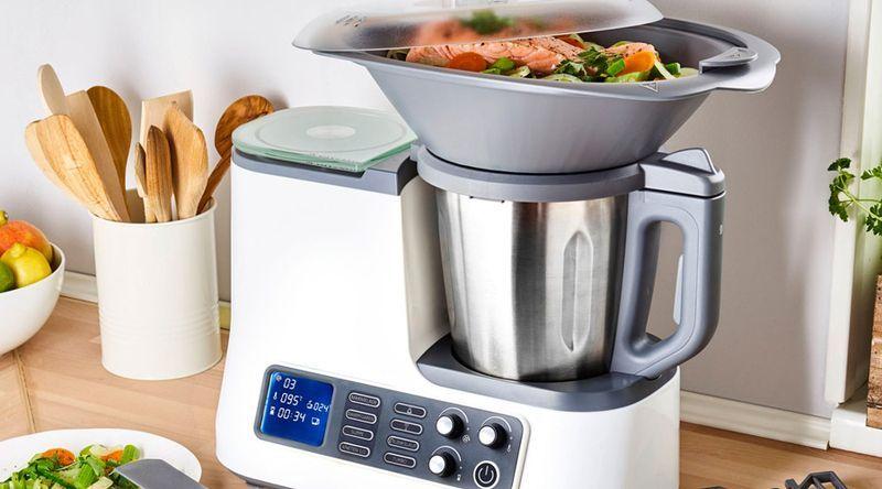 robot cuiseur monsieur cuisine