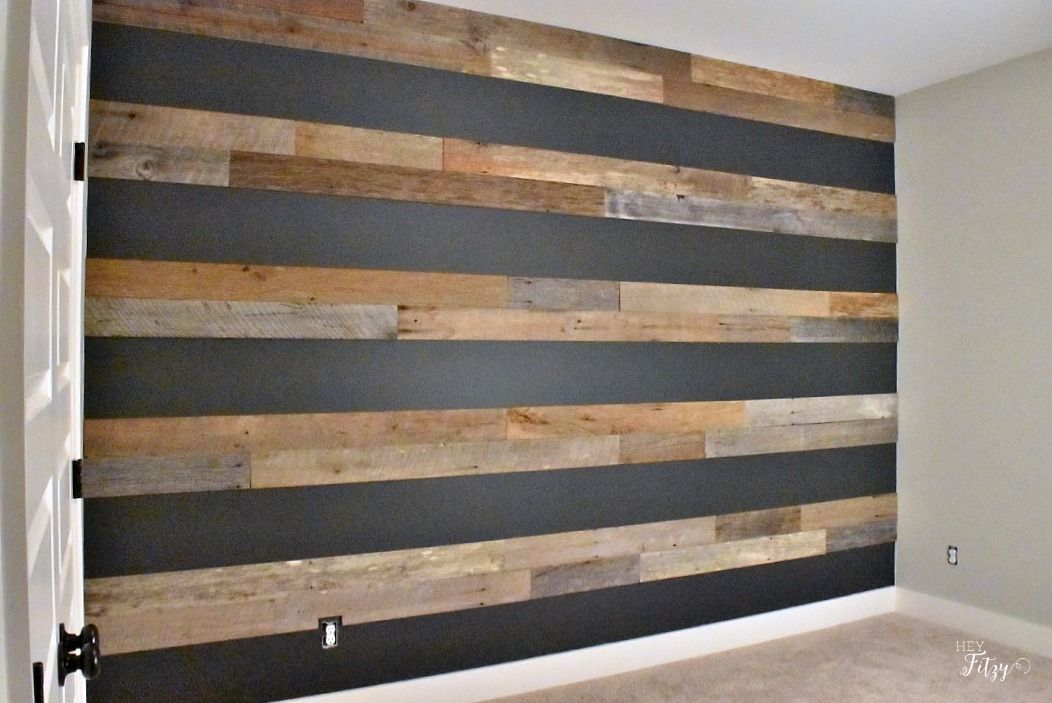 Best Wood Accent Wall Ideas To Make Any Spaces Warmth Wood Wall