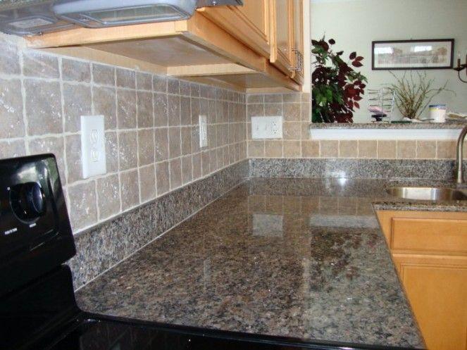 tile backsplash installation handyman