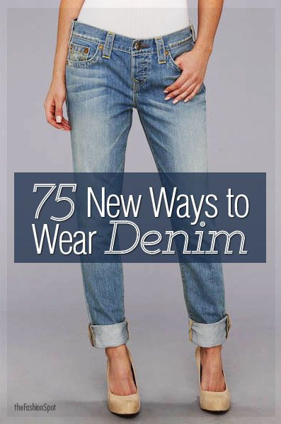 Ultimate Fall Denim Shopping Guide  theFashionSpot is part of Fall denim - Ready to pick your fall denim poison