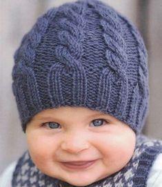 Photo of Stricken für Kinder – süße Hüte! : Kabelkappe # für #Kinder # Kappen # …