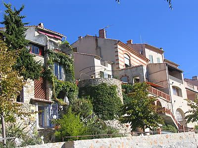 Le Castellet, Provence, France House styles, Provence