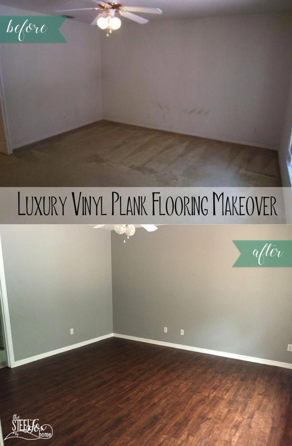 Luxury Vinyl Plank Wood Flooring Whole House Makeover Why We Choose Vinyl Pros And Cons Luxury Vinyl Plank Flooring Luxury Vinyl Plank Vinyl Plank Flooring