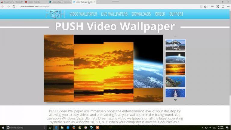 Pin On Push Video Wallpaper 4 31 Crack Keygen Free Download