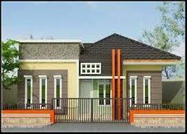 rumah idaman sederhana model minimalis keren & cantik