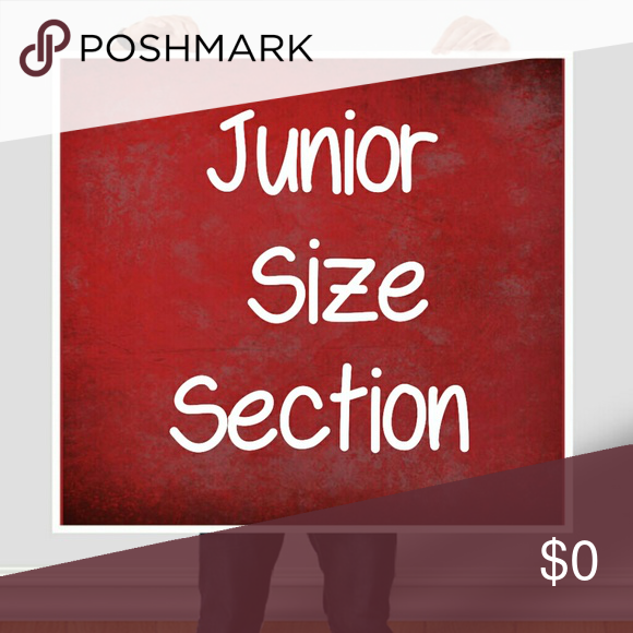 Find Junior Size Listings Here A fun mis of junior sized clothing! Many Other