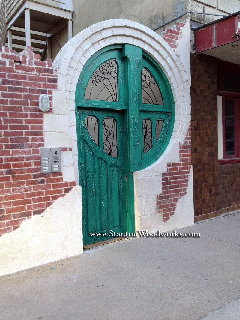 Garden Gate For Loft Living Apartments Waco TX By Stanton Woodworks