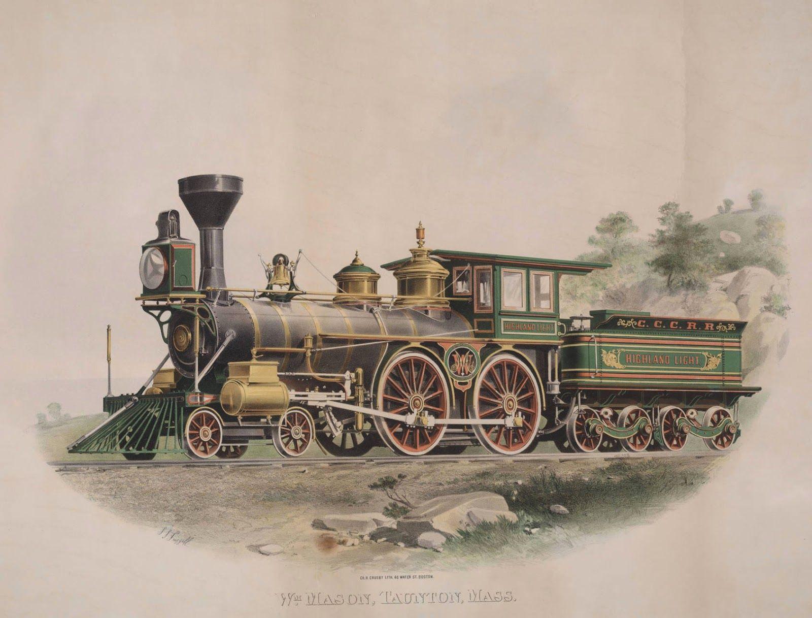 поезда для открыток закрытом
