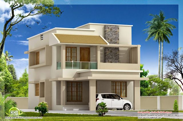 Thoughtskoto 33 beautiful 2 storey house photos for Build your own modern house