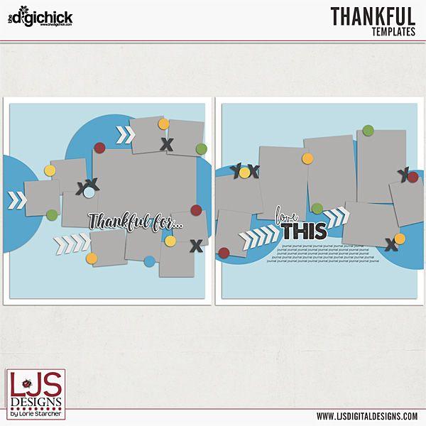 Thankful   Templates
