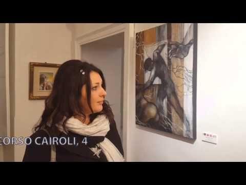 Natali Grunska alla Biennale Internazionale del MIIT