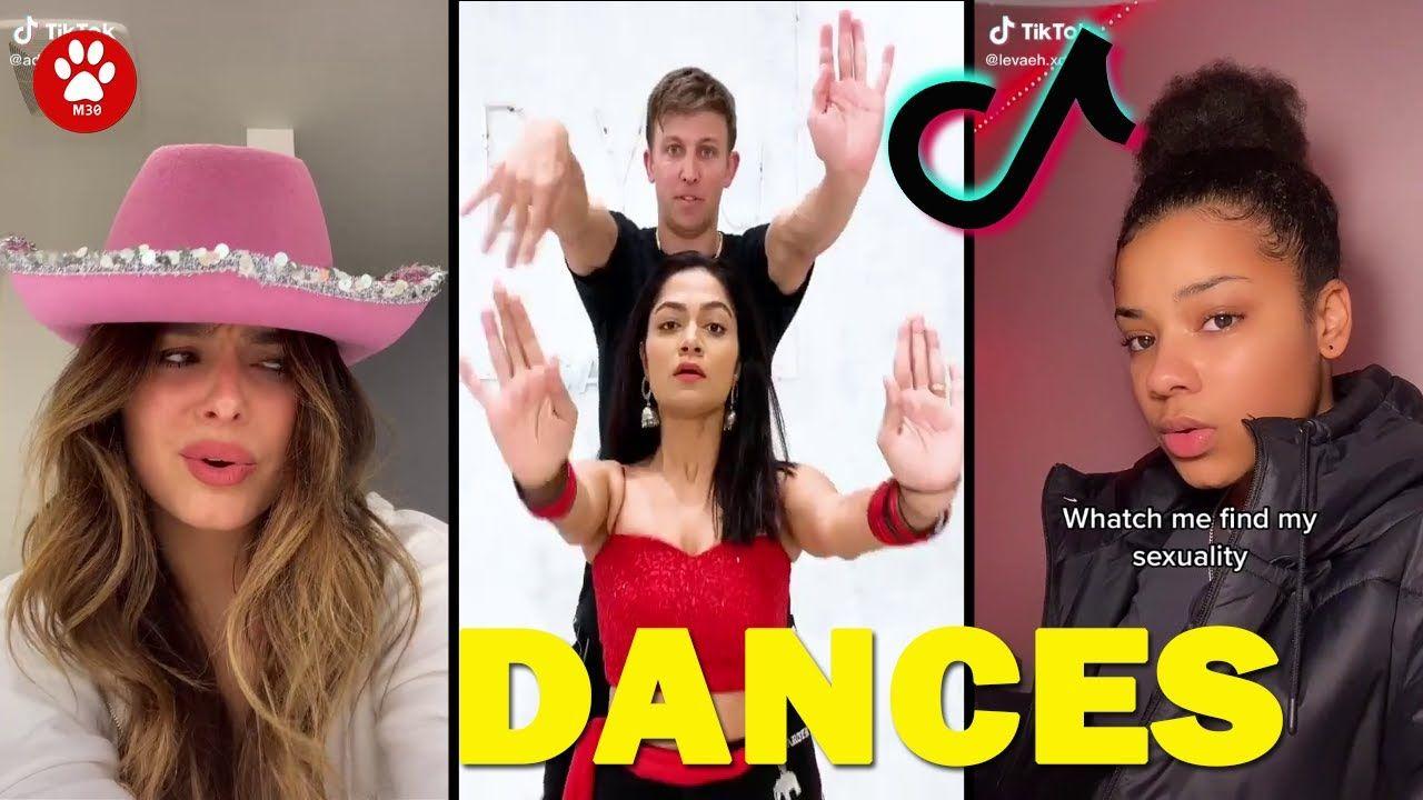 Tiktok Dance Challenge 2021 Compilation Video Tik Tok Dances January 2 In 2021 Tik Tok Dance Compilation Videos