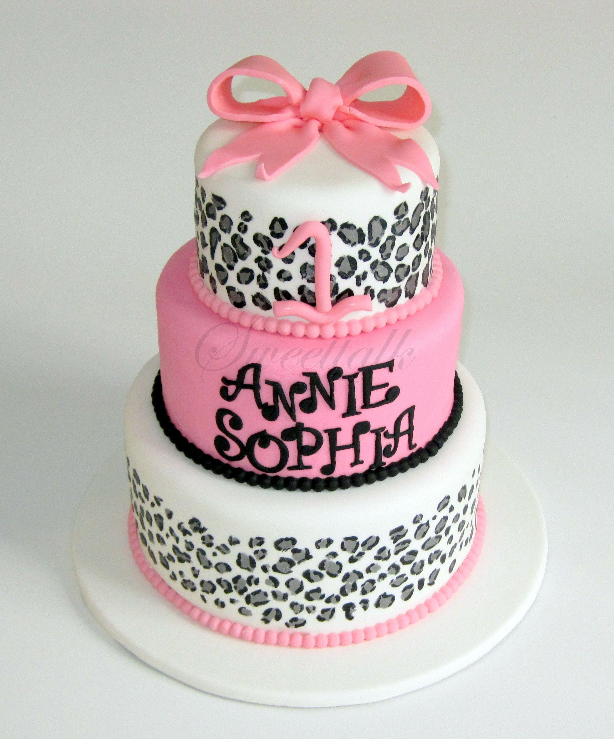 Cake Art Printer : Leopard print cake, Cheetah cake, Animal print cake ...