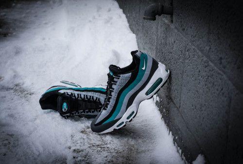 """96fd72695ac8c Nike Air Max 95 NS """"Turbo Green"""