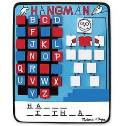 Classic Hangman in a to-go package! Perfect for long drives and trips. http://www.got-autism.com/Flip-to-Win-Hangman.html