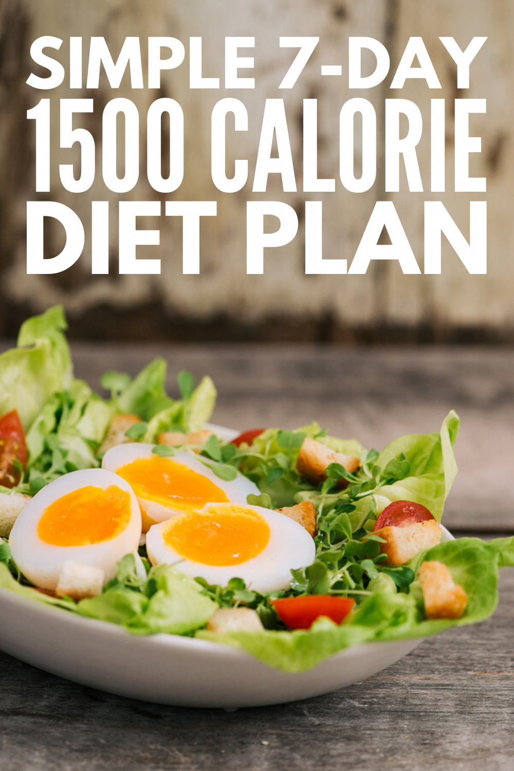 7-Day 1500 Calorie Diet Plan for Beginners | If losing ...