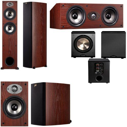 Polk audio home theater system cherry also tsx  http www rh pinterest