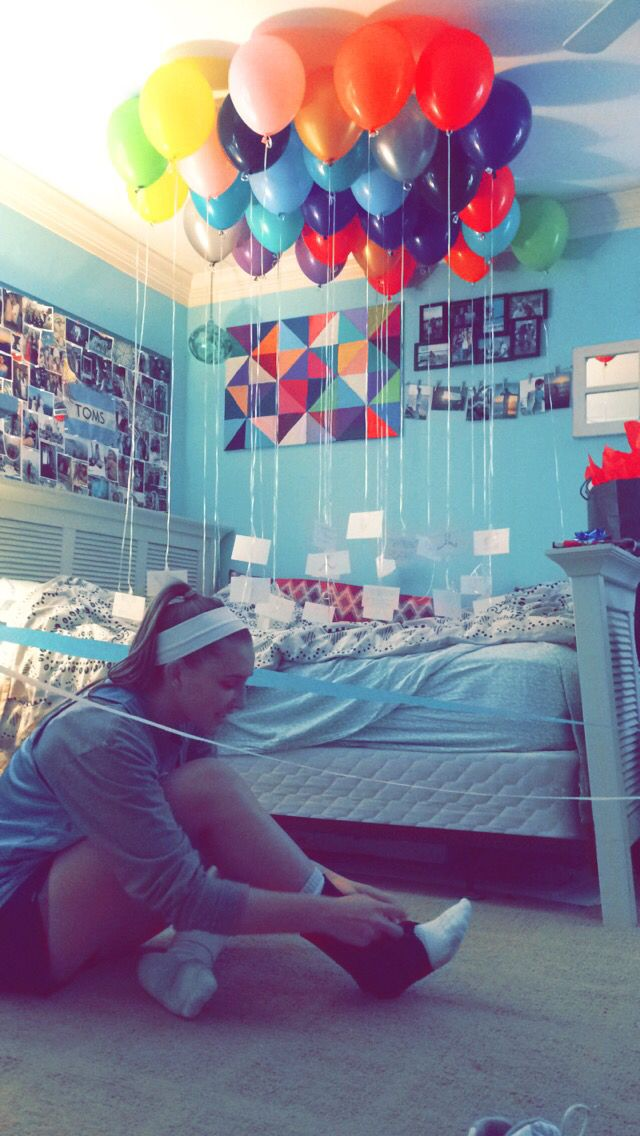 Birthday Surprise Girlfriend Boyfriend Fun