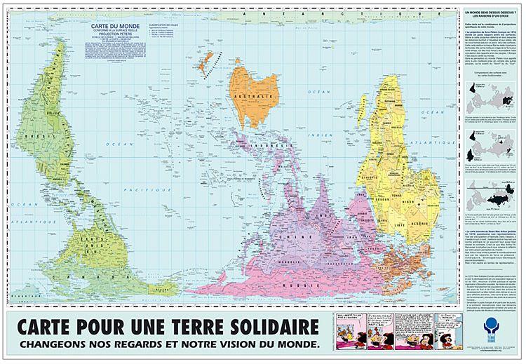 Carte Pour Une Terre Solidaire Source Ccfd Terresolidaire Visit