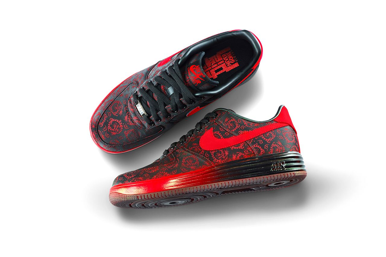 "4260ec5717fb Nike Lunar Force 1 Shanghai City ""Luwan Never Gone 310103"""