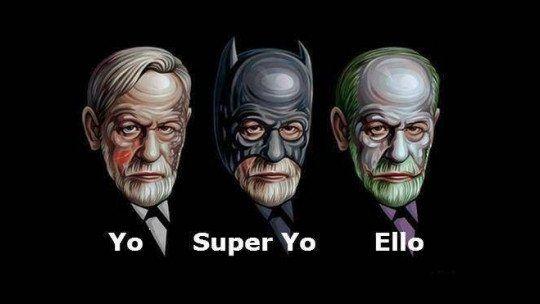 El Ello El Yo Y El Superyó Son Las Instancias Psíquicas Propuestas Por El Padre Del Psicoanálisis Sigmund F Sigmund Freud Memes Psicologia Temas De Psicologia