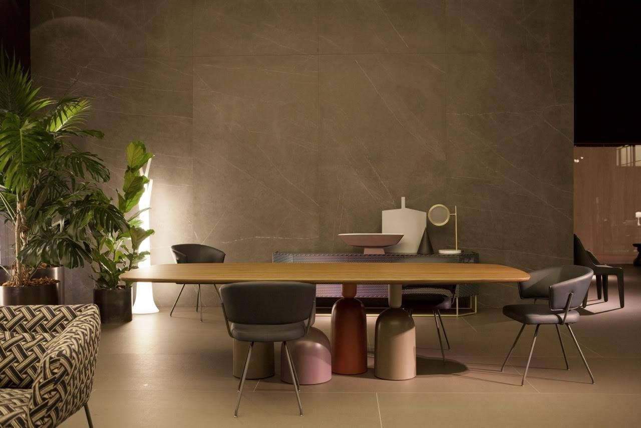 Bonaldo | Cop Table | Bahia Chairs.