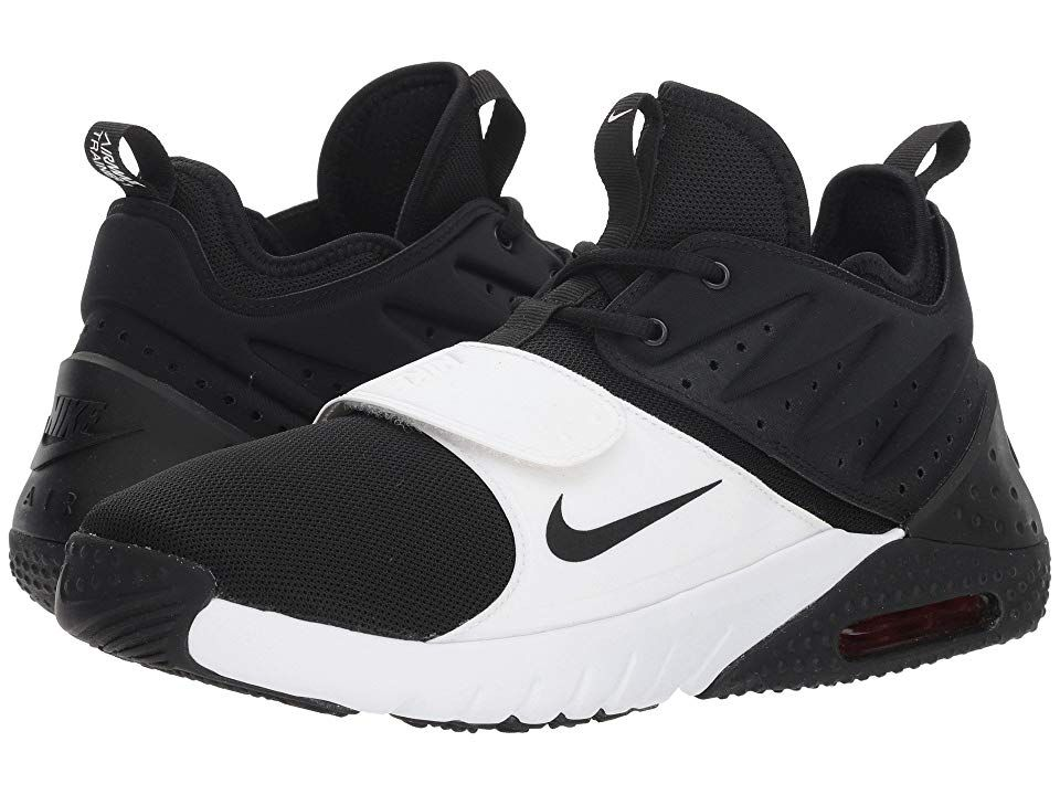 | Nike Men's Air Max Trainer 1, BlackWhite RED