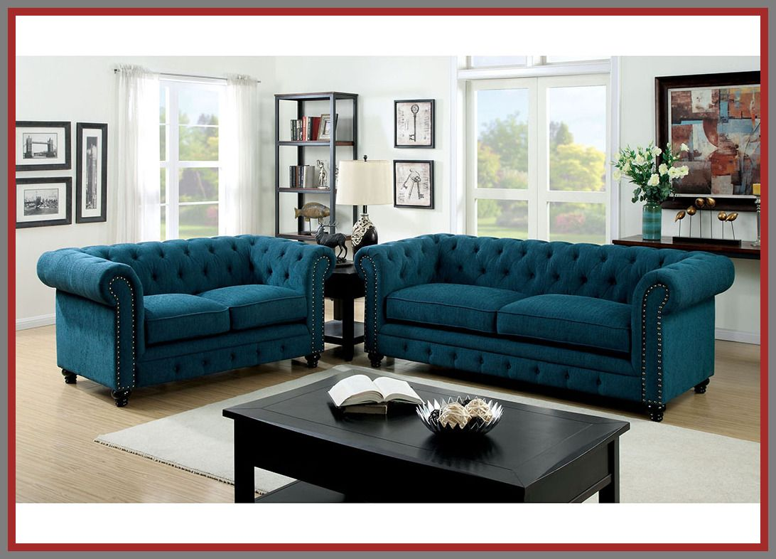 77 Reference Of Teal Leather Sofa Living Room In 2020 Teal Sofa Living Room Teal Couch Living Room Sofa And Loveseat Set