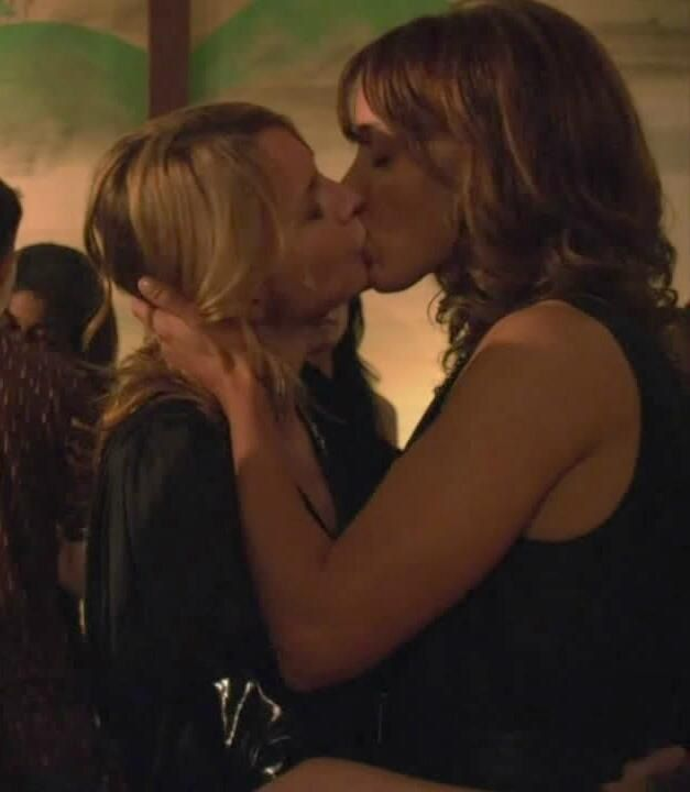 "Tina and Bette ""L Word"""