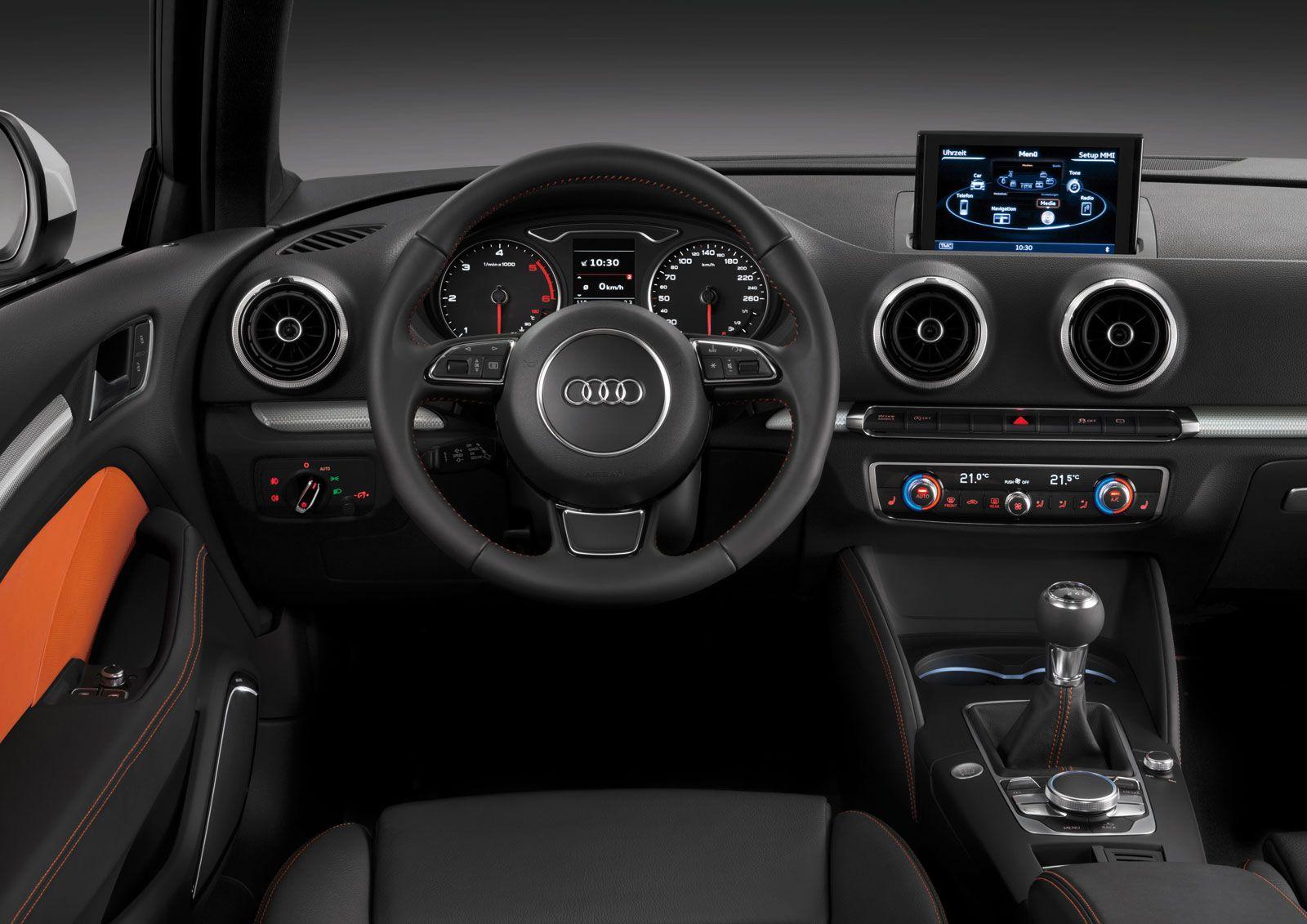 Audi A3 Interior Audi A3 Audi Cars Audi A3 Sportback