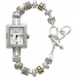 Cherry Hills Charm Timepiece By Brighton Jewelry at WilkinsandOlander.com