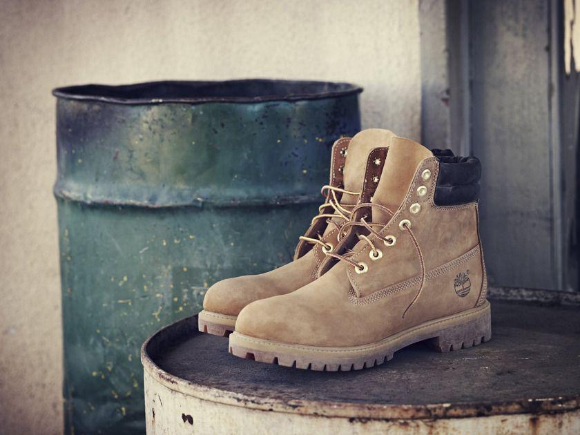 Boots Timberland classiques pour Homme, disponiles sur notre