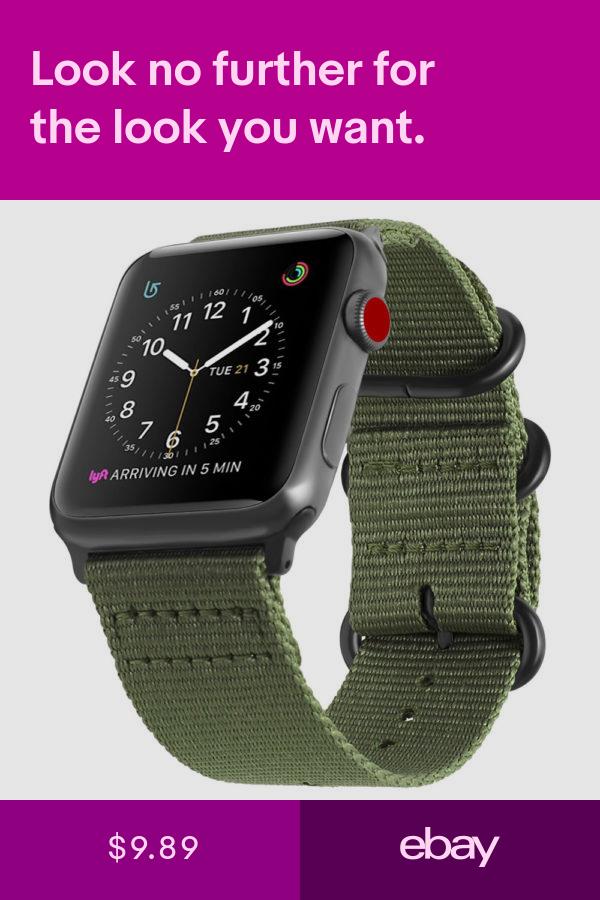 Wristwatch Bands Jewelry Watches Ebay Apple Watch