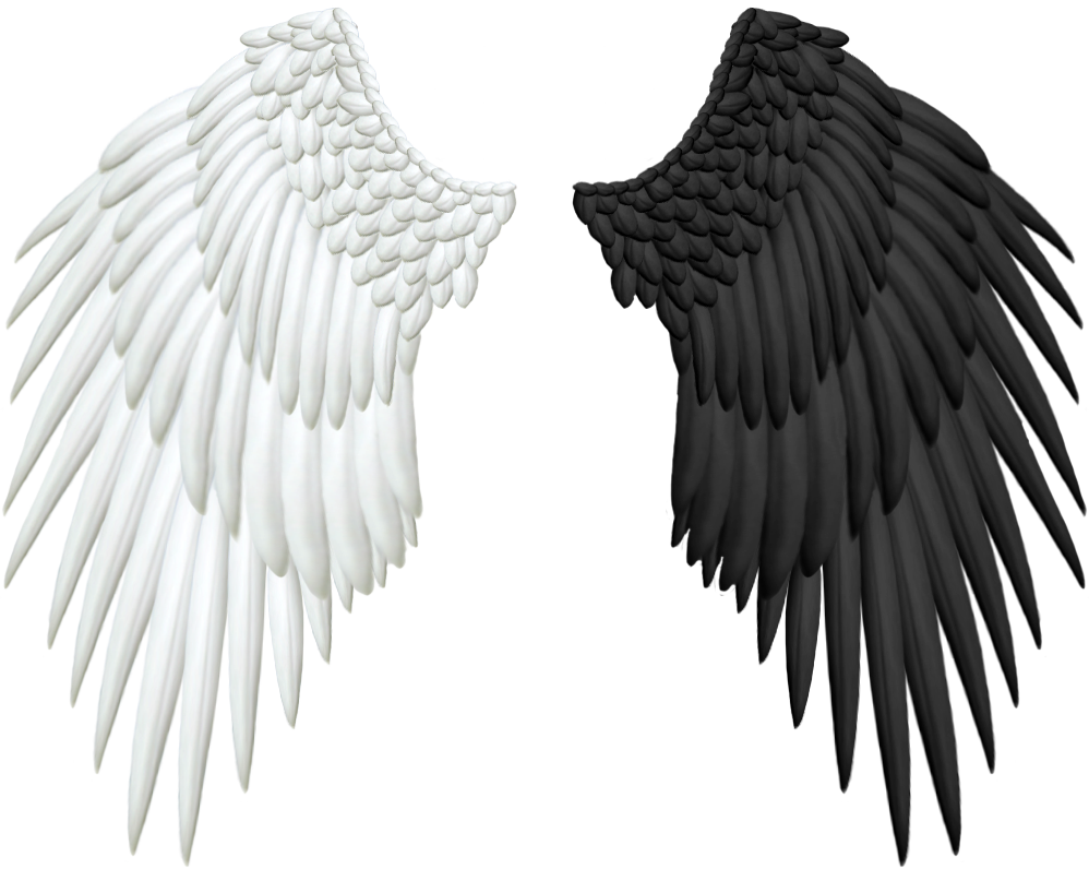 Pin By Roxana Gomez On Scraps Angel Wings Png Wings Png Angel Wings Tattoo On Back