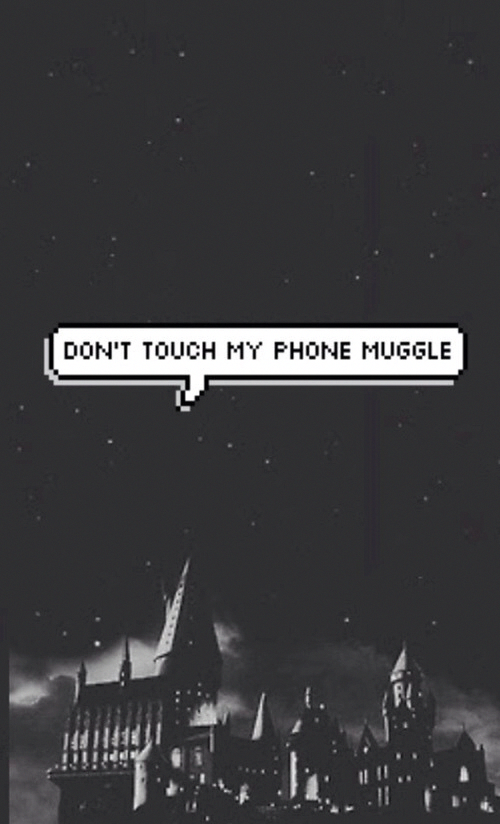 Harry Potter Tumblr Harry Potter Iphone Wallpaper Harry Potter Phone Harry Potter Lock Screen