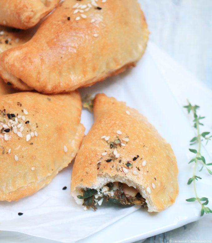 {Lets cook together} Gut verpackt: Empanadas