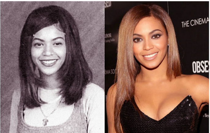 Celebrity then and now quizzle