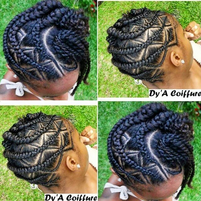 38+ Coiffure guadeloupe tresses inspiration