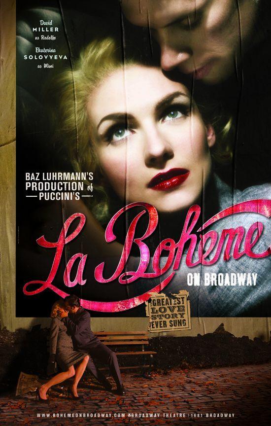la boheme on broadway - Google Search