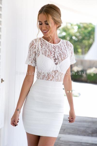 Love Affair Lace Dress