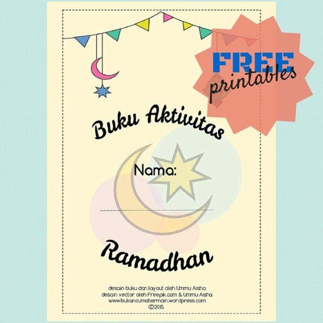 Seri Ramadhan Buku Aktivitas Ramadhan Untuk Anak Usia Dini Buku Aktivitas Anak Pendidikan