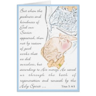 Baptism titus 3 4 5 bath of regeneration card rosemary freeman baptism titus 3 4 5 bath of regeneration card rosemary freeman designs pinterest m4hsunfo