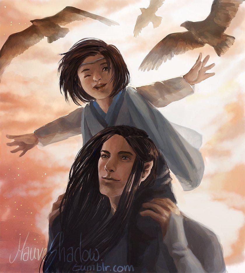 Fingolfin and Turgon